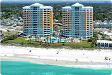 En Soleil condominium in Panama City Beach
