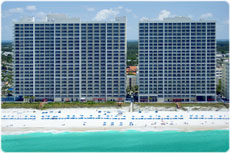Majestic condos in Panama City Beach