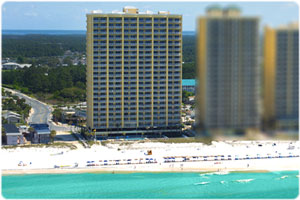 Ocean Villa condos for sale in Panama City Beach Florida