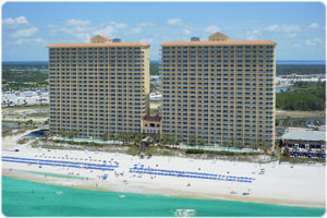 Splash resort condos for sale in Panama City Beach Florida