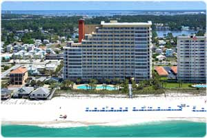 Sterling Beach condos for sale in Panama City Beach Florida
