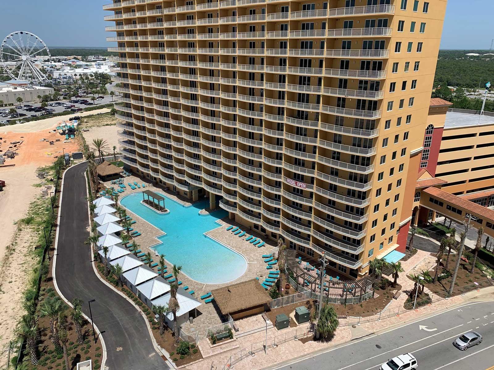 Calypso condominium August 1, 2020